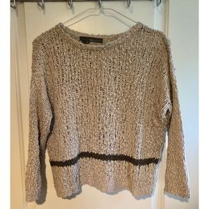 360 knit sweater